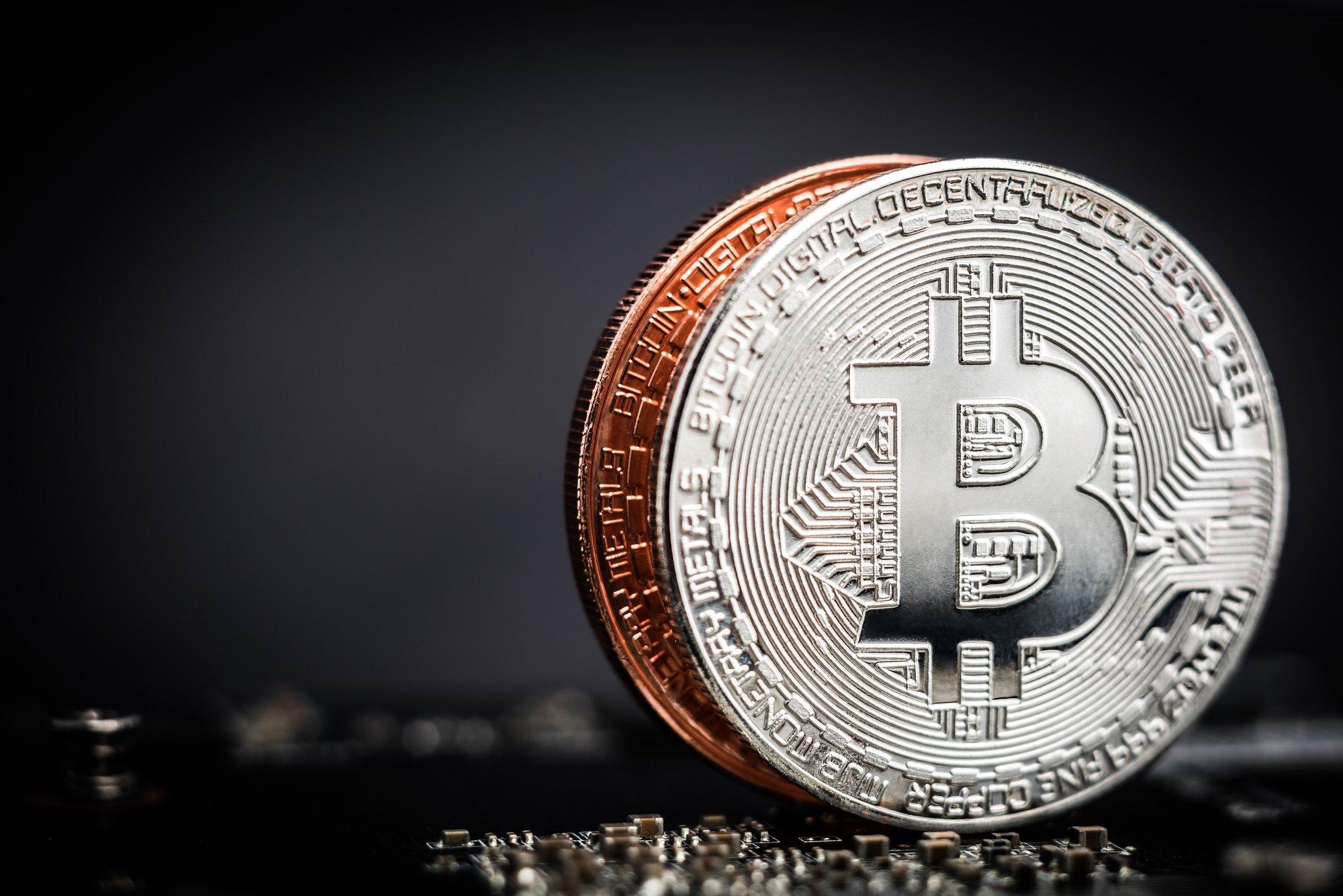Wzrost ceny Bitcoin
