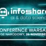 Konferencja skierowana do deweloperów AI. Infoshare AI&Data Science