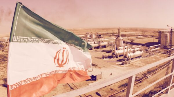 Iran – konfiskata 7000 koparek