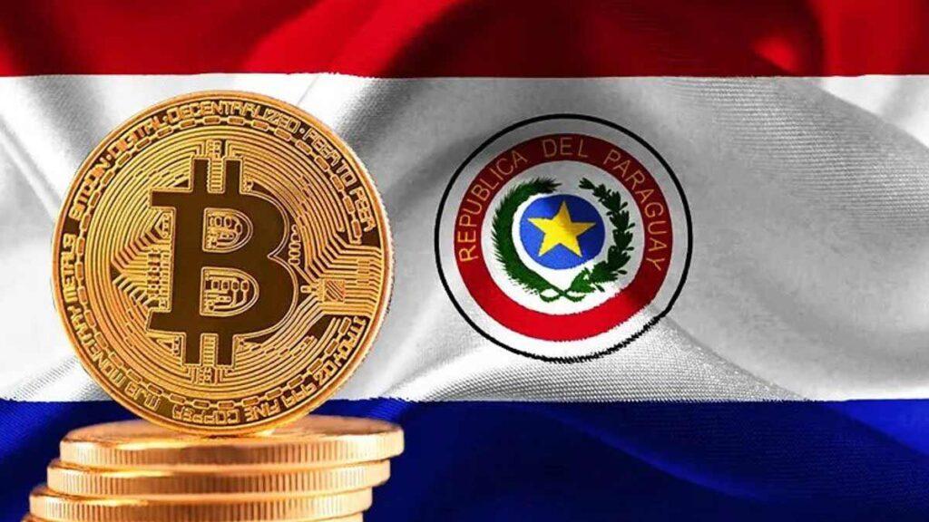 Paragwaj oficjalnie uznaje BItcoina