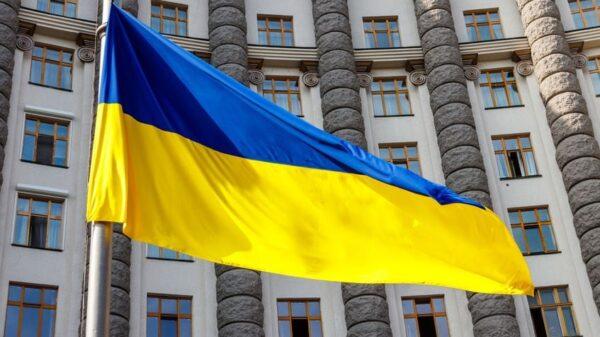 Ukraiński rząd wspomaga CBDC
