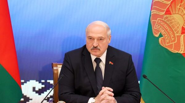 Łukaszenka zachęca do kryptowalut