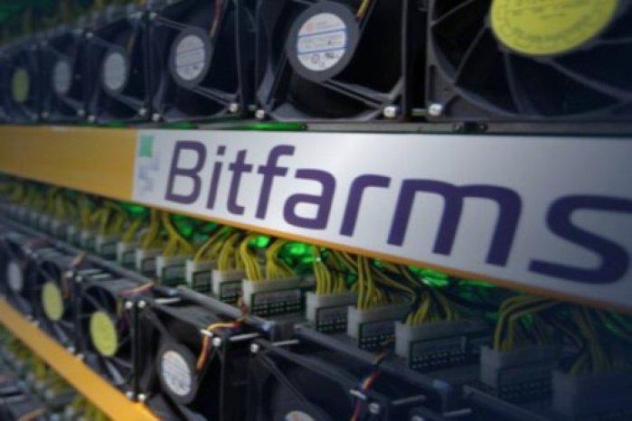 Bitfarms buduje nową kopalnię
