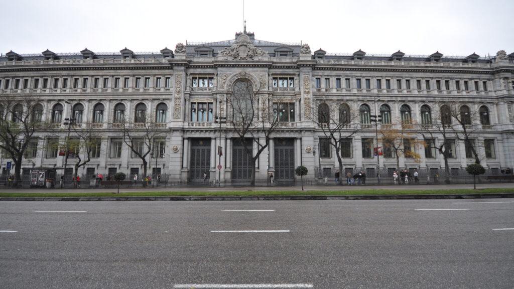 Bank Hiszpanii krytykuje Salwador
