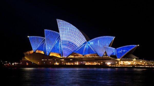 Australia inwestuje w kryptowaluty
